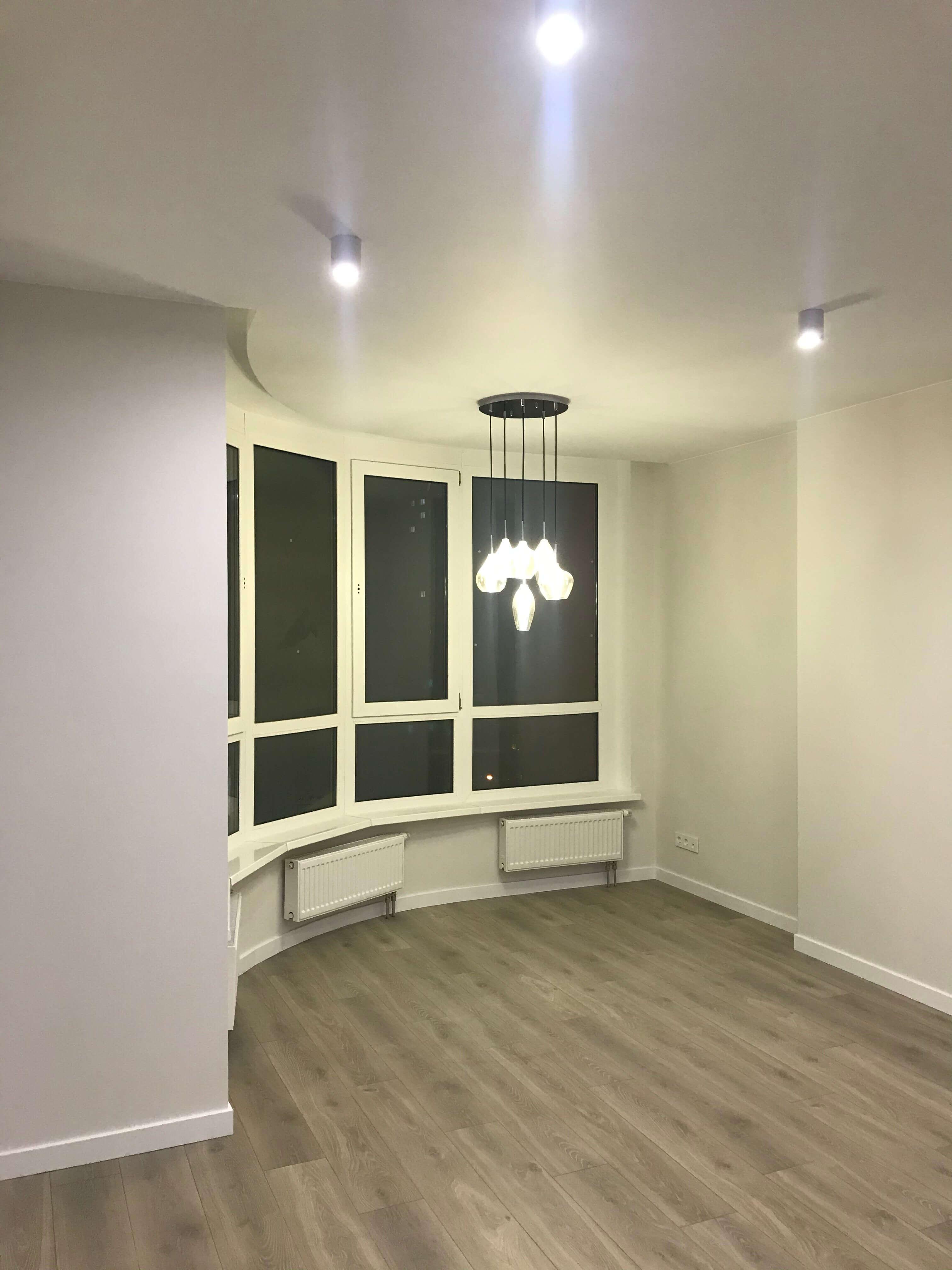 ремонт квартиры на ломоносова в киеве