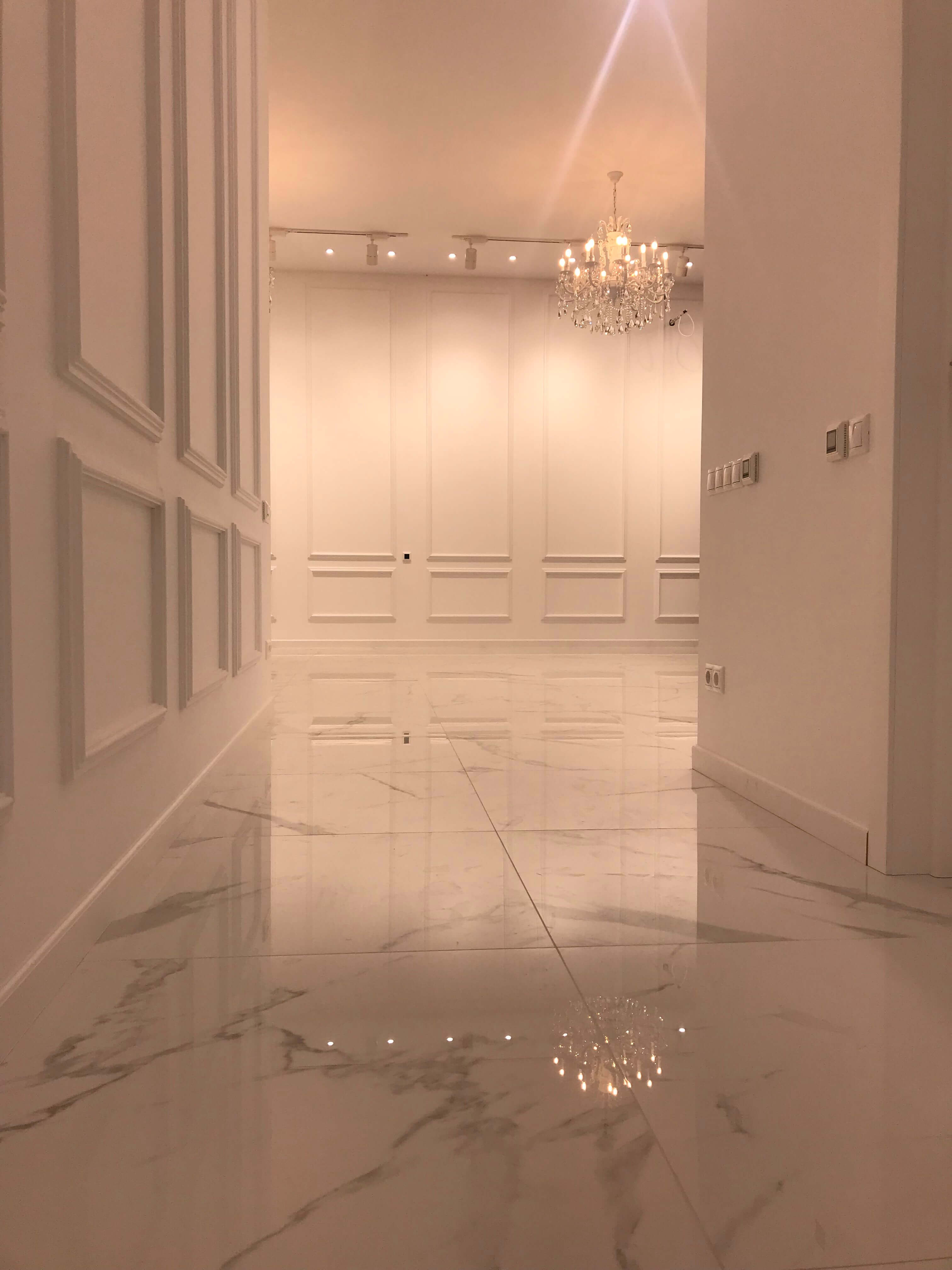 проход в большой зал