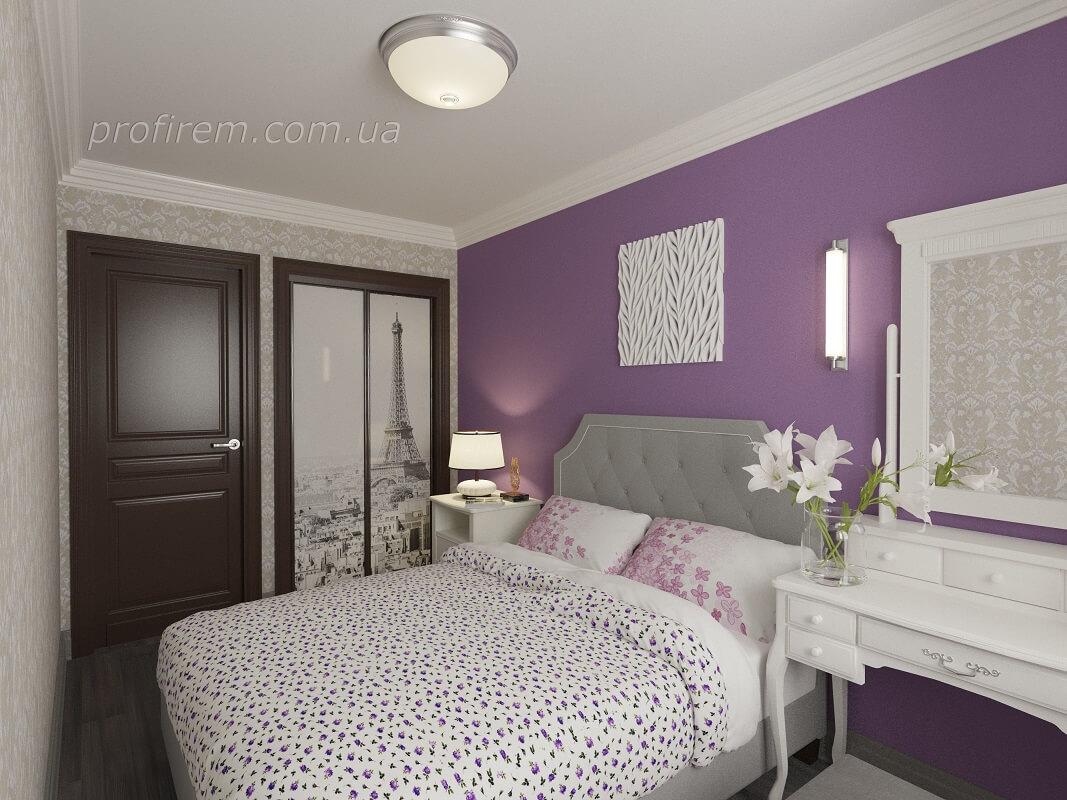 будущая спальня