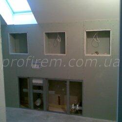 ремонт ванной комнаты по проекту
