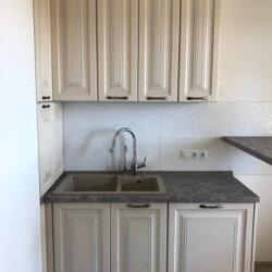 Кухонный шкаф в ЖК Амурский