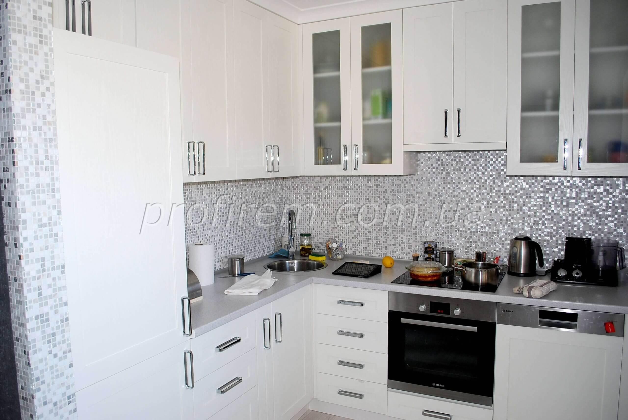 Фотография кухни в квартире в Киеве