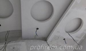 необычные гипсокартонные конструкции