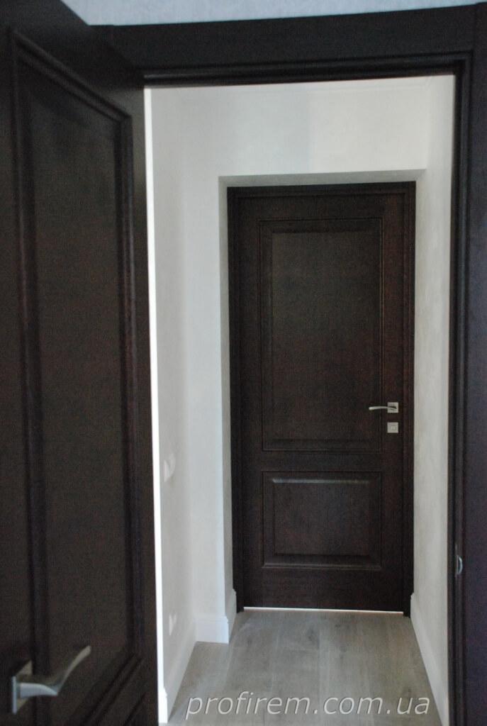 проход между комнатами в квартире на Соломенке