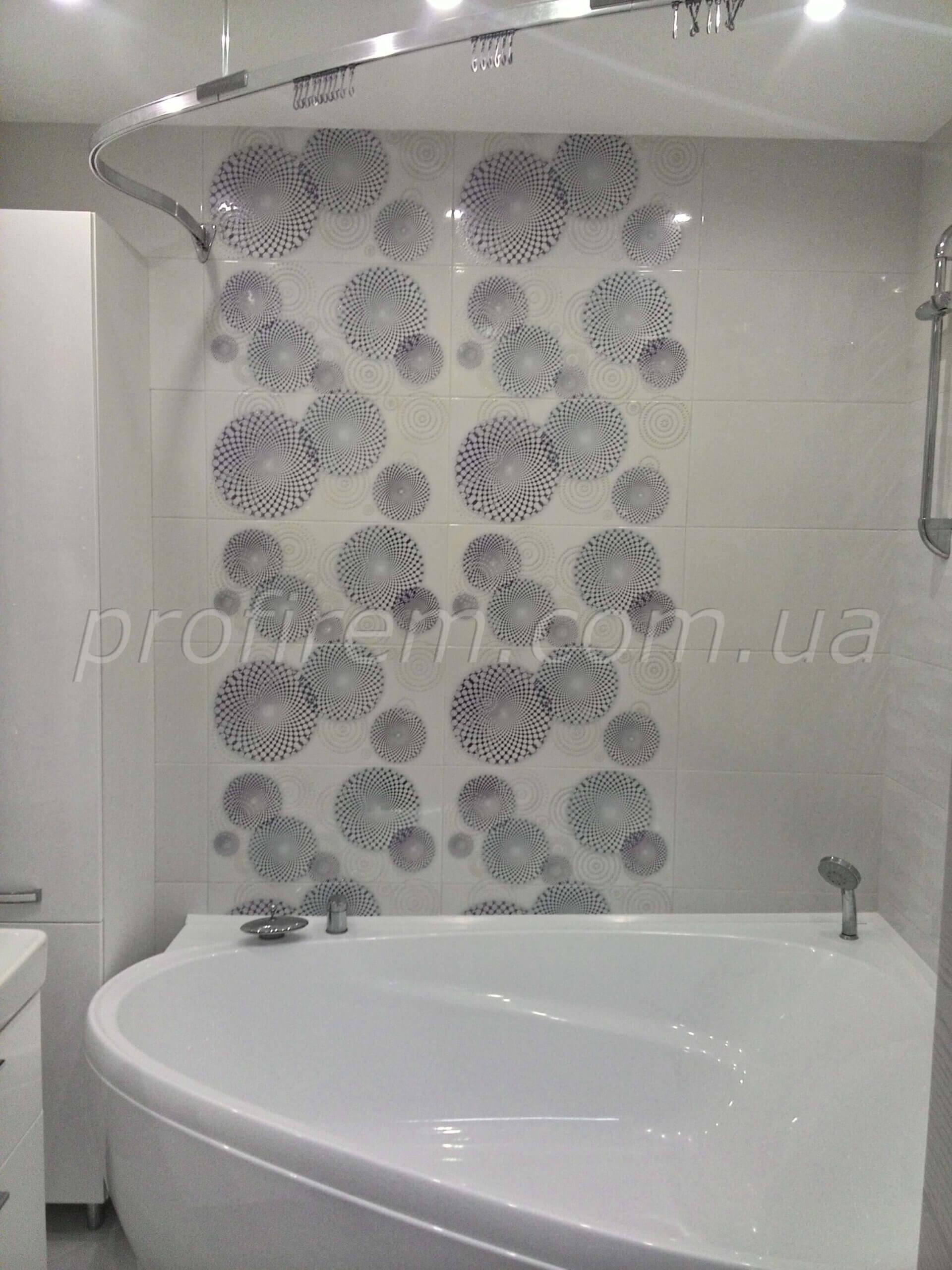 фотогалерея ремонт ванной 2015