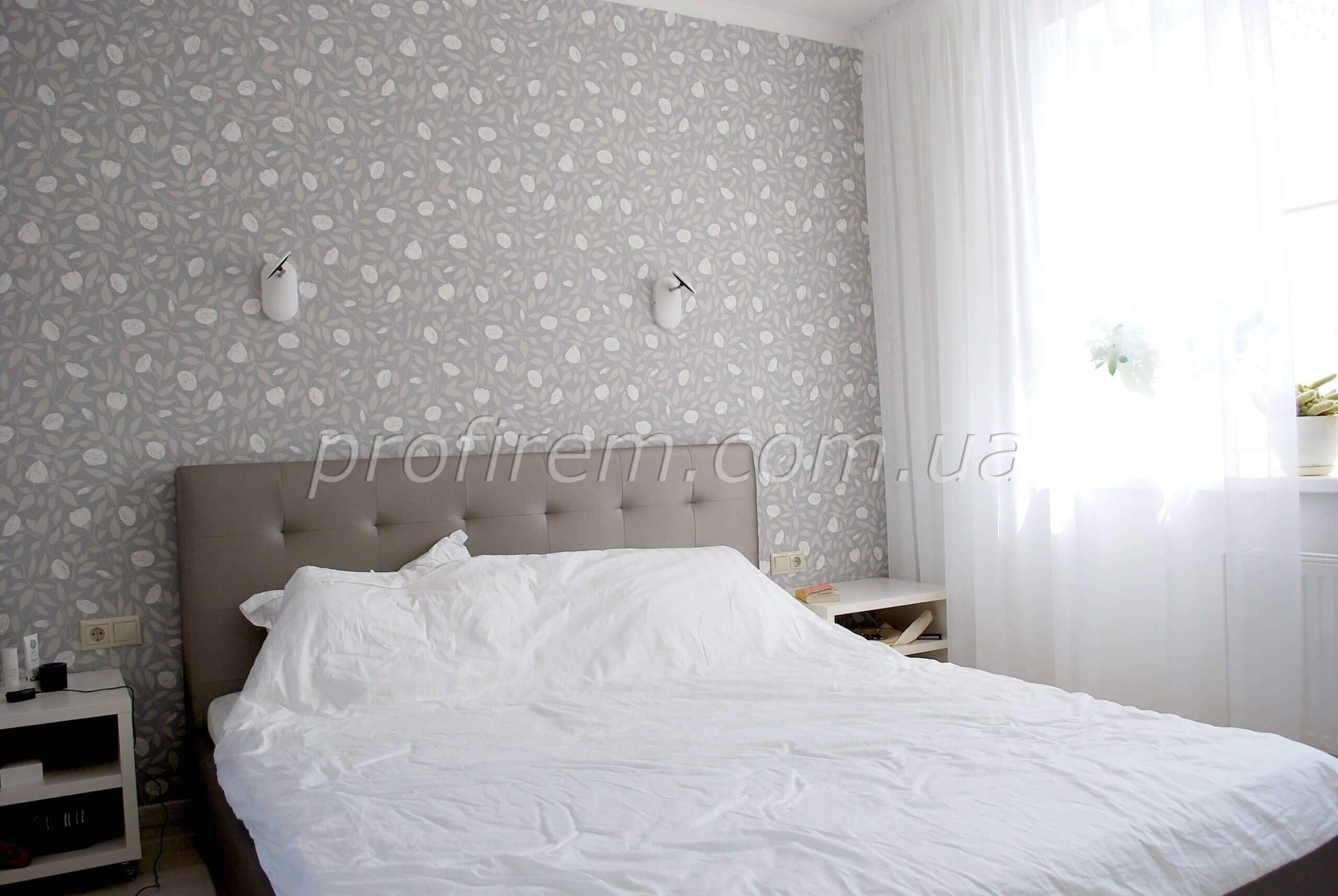 Фото кровати в спальной комнате
