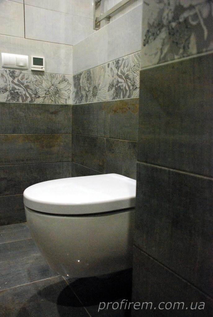 туалет в хрущевке в Соломенском районе