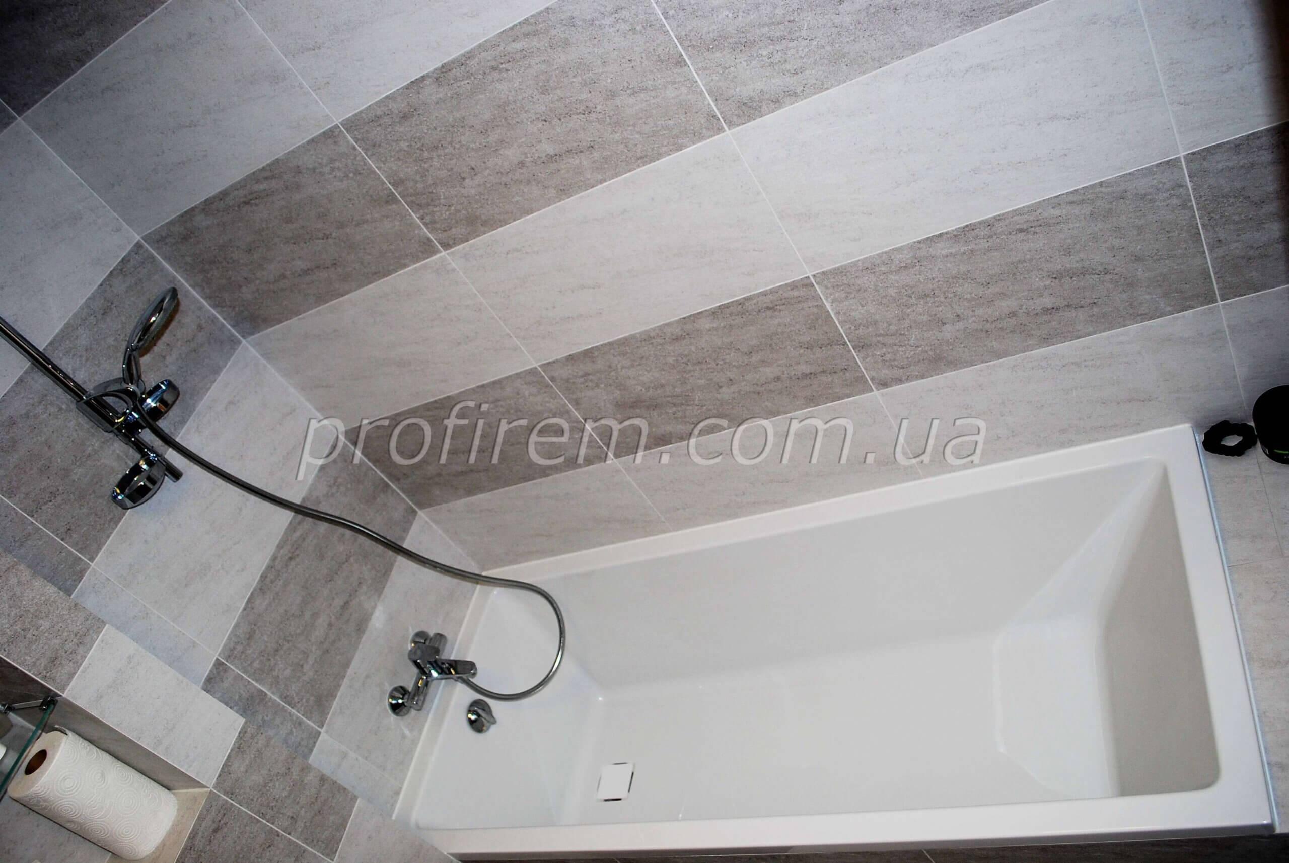 Фотография ремонта ванной
