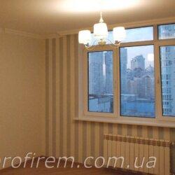 окно в первой комнате с видом