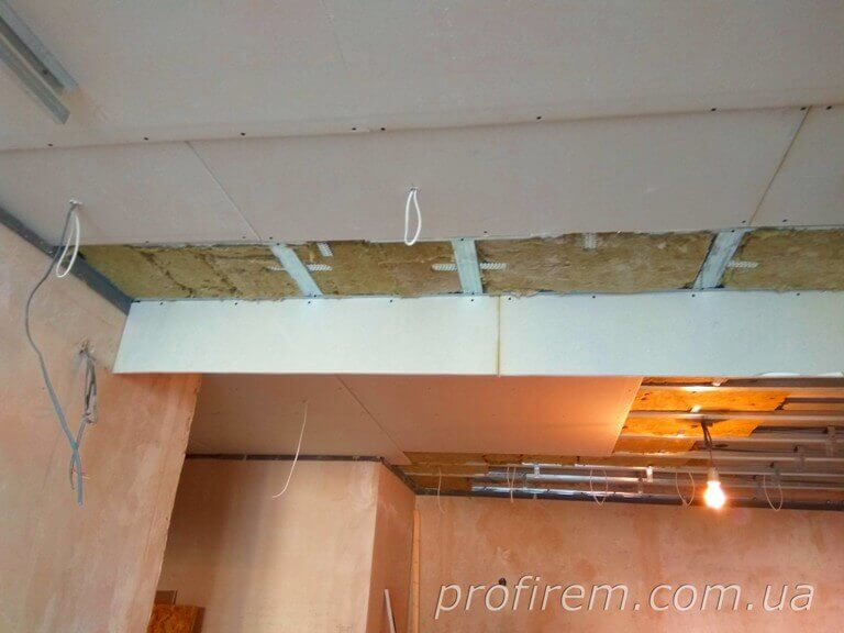 Звукоизоляция потолка в Киеве